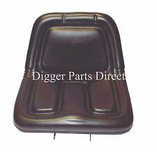 Seat that fits Kubota K008 K008-3 digger with bracket *New*