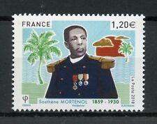 France 2018 MNH Sosthene Mortenol WWI Captain 1v Set Trees Military Stamps