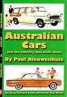 Book - Australian Cars - Holden Ford Chrysler BMC Leyland Hartnett - Auto Review