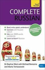 Complete Russian Beginner to Intermediate Course: Learn to read, write, speak an
