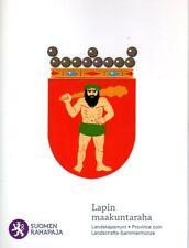 FINLANDE 5 Euros BE 2011 Lapin