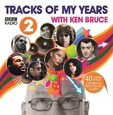 TRACKS OF MY YEARS with KEN BRUCE - VARIOUS: 2CD ALBUM SET (October 16 2015)