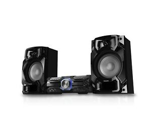 Panasonic SC-AKX520 CD Stereo System - 12 Months Sellers Warranty.