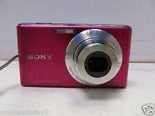 "Sony CyberShot DSC-W530 14MP Digital Camera 2.7"" LCD 4x Optical Zoom GOOD"