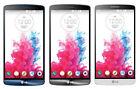 MINT Unlocked! AT&T LG G3 D850 32GB 2G 3G 4G LTE GSM Smartphone White/Black/Blue