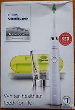 Brand New Philips Sonicare DiamondClean White Edition Toothbrush HX9352/05
