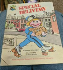 Special Delivery: Featuring Jim Henson's Sesame Street Muppets 1980 Vg