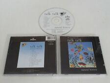 TALK TALK/NATURAL HISTORY/THE VERY BEST OF TALK TALK(PARLOPHONE CDPCSD 109) CD