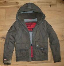 Superdry Winter Jacket - Green Men's size S