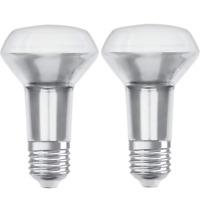 2x Osram LED Star R63 Lampe E27 Leuchtmittel 4,3W=60W Warmweiß 36°