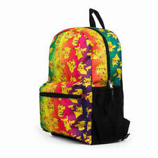 Pokemon Pikachu 16 inch Canvas Backpack