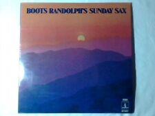 BOOTS RANDOLPH 'S Sunday sax lp ITALY