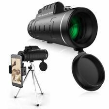 Monocular Telescope CE Optics 40x60 - High Powered BAK4 Prism Phone Scope