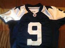 2009 Tony Romo Dallas Cowboys Game Issued Throw Back Jersey Made In USA...