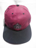 VINTAGE ~ 525 POST PRODUCTION ADJUSTABLE BACKSTRAP CAP