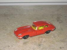 siku Auto v294 Jaguar E Coupé verkehrsrot