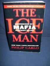 The Ice Man: Confessions of a Mafia Contract Killer Used Paperback Philip Carlo