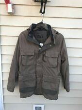 Abercrombie & Fitch Mens UTILITY PARKA JACKET Olive 132-328-1032-330 SIZE M $180