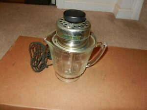 A C Gilbert Polar Cub Electric Mixer, 1940's Vintage, Original