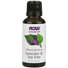 Now Foods Lavender & Tea Tree Oil - 1oz