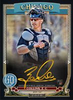 2020 Topps BUNT Zack Collins Gypsy Queen S2 GOLD Signature ICONIC [DIGITAL CARD}
