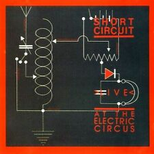 Short Circuit Live At The Electric Circus 1978 CD Joy Division Fall Buzzcocks UK