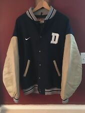 DALLAS COWBOYS NIKE JACKET COAT RARE NFL XL DAK EZIEKEL DEZ ROMO LETTERMAN RARE