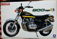 Aoshima 040980 1972 Kawasaki 900 Super 4 Z1 1:12