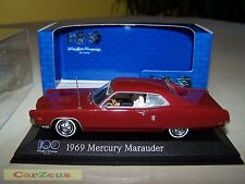 1:43 Minichamps 1969 Mercury Marauder X100, 100 Years of Ford Heart & Soul