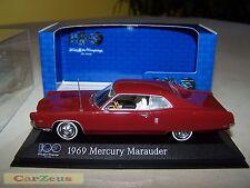 1:43 Minichamps 1969 Mercury Marauder X100, 100 Years of Ford Heart & Soul