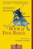 Book of Five Rings, Paperback by Musashi, Miyamoto; Cleary, Thomas (TRN), Acc...