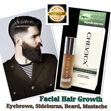 MEN Beard Growth Serum Rapid Grow Facial Hair Mustache Beard Eyebrows Sideburns