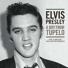 ELVIS PRESLEY: A BOY FROM TUPELO  -BOX SET (CD)