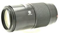 Minolta AF 70-210mm F4 BEERCAN Telephoto Zoom Lens for Sony A & Minolta AF