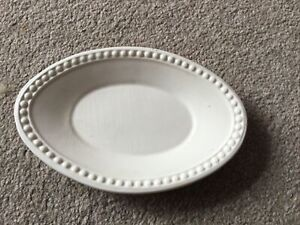 Vintage Rayware Cream Gravy Plate