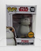 PORG CHASE Funko Pop Vinyl Star Wars The Last Jedi #198 Disney Bobblehead