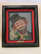 Vintage Limited Edition Freddie by Red Skelton Canvas Preproduction With COA