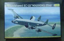 VINTAGE HELLER LOCKHEED EC-121 WARNING STAR 1/72 SCALE MODEL AIRPLANE KIT