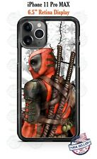 Deadpool Special Back view Phone Case Cover For iPhone 11 Samsung LG Google 4XL