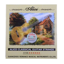 Alice A106-H (Hard Tension) Professional Classical Guitar Strings