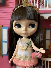 blythe doll dress With A Lovely Bag Set