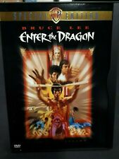 Enter The Dragon  ..   Special Edition ..  Bruce Lee ..  25th Anniversary  DVD