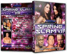 NEW Wrestling: Spring Slam 2012 DVD, The Bella Twins WWE Nikki Brie Kevin Nash