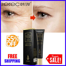 Same Effects of PLEXADERM Rapid Eye Anti Aging Wrinkles Cream Lmprove Dryness