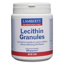Lamberts Lecithin Granules 250 grams