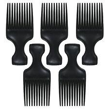Peine Afro X5 Para El Cabello Gruesa/Africana. fácil estilo, Untangle con facilidad.