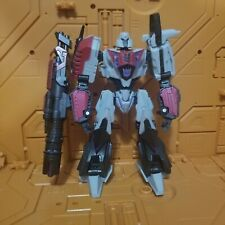 Transformers Generations War For Cybertron WFC Deluxe Megatron Complete Missile
