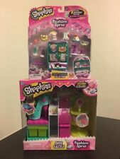 Shopkins Fashion Spree Playset Shoe Dazzle Cool Casual  Collection Pack Lot New