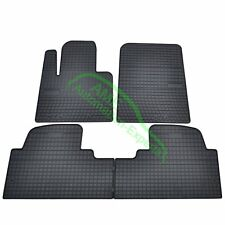 Gummimatten Fußmatten für Kia Sorento III Kombi (Typ UM) ab Bj:2014-2017