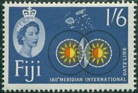 Fiji 1962 SG318 1/6d International Dateline QEII MLH